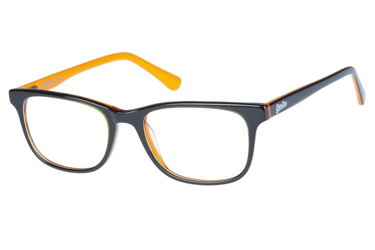 Superdry Alix 104 - Green / Orange