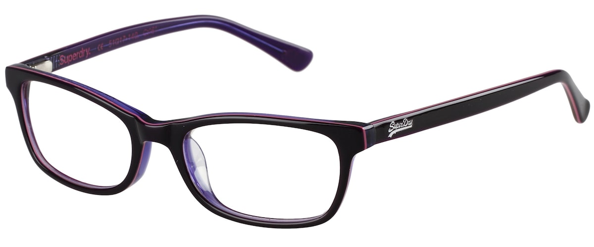 Superdry Ashleigh - 161 Gloss Purple Crystal