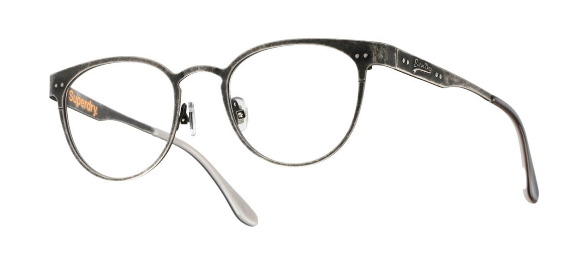 Superdry Bobby - 002 Silver Antique