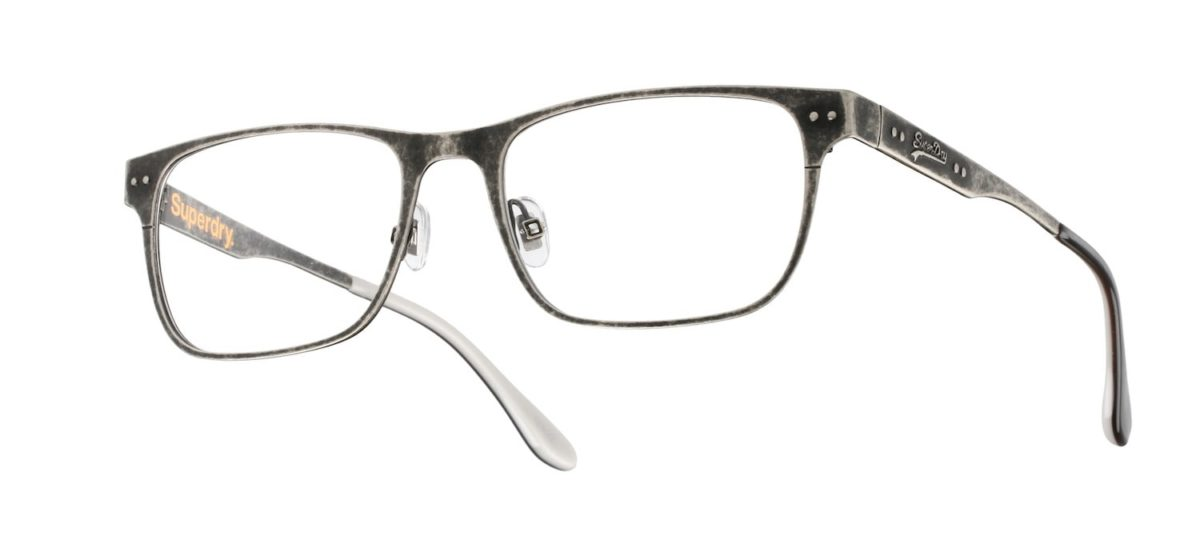 Superdry Buster - 002 Silver Antique
