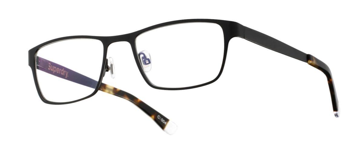 Superdry Cedar - 004 Natte Black (Painted)