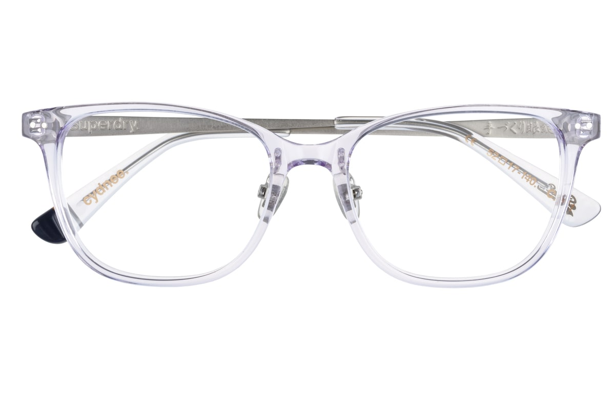 Superdry Cydnee 161 - Lilac Crystal / Silver - Front