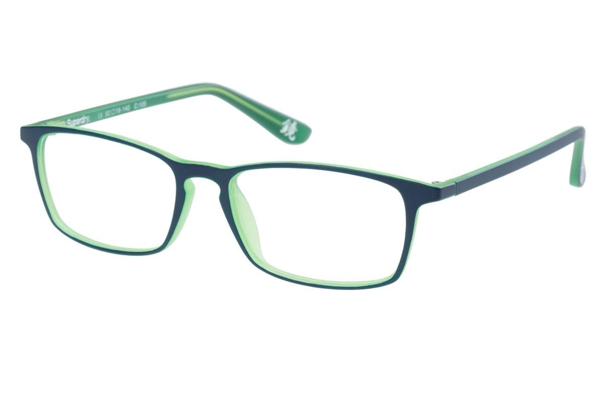 Superdry Hikaru 105 - Matte Blue / Green