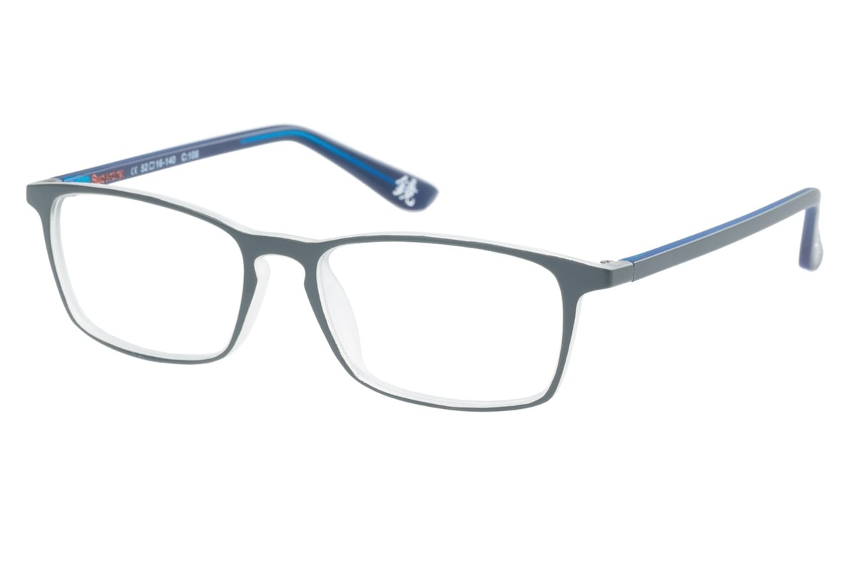 Superdry Hikaru 108 - Matte Grey / Blue