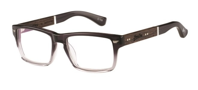 Superdry hiro - Smoke Fade 108 (Wood)