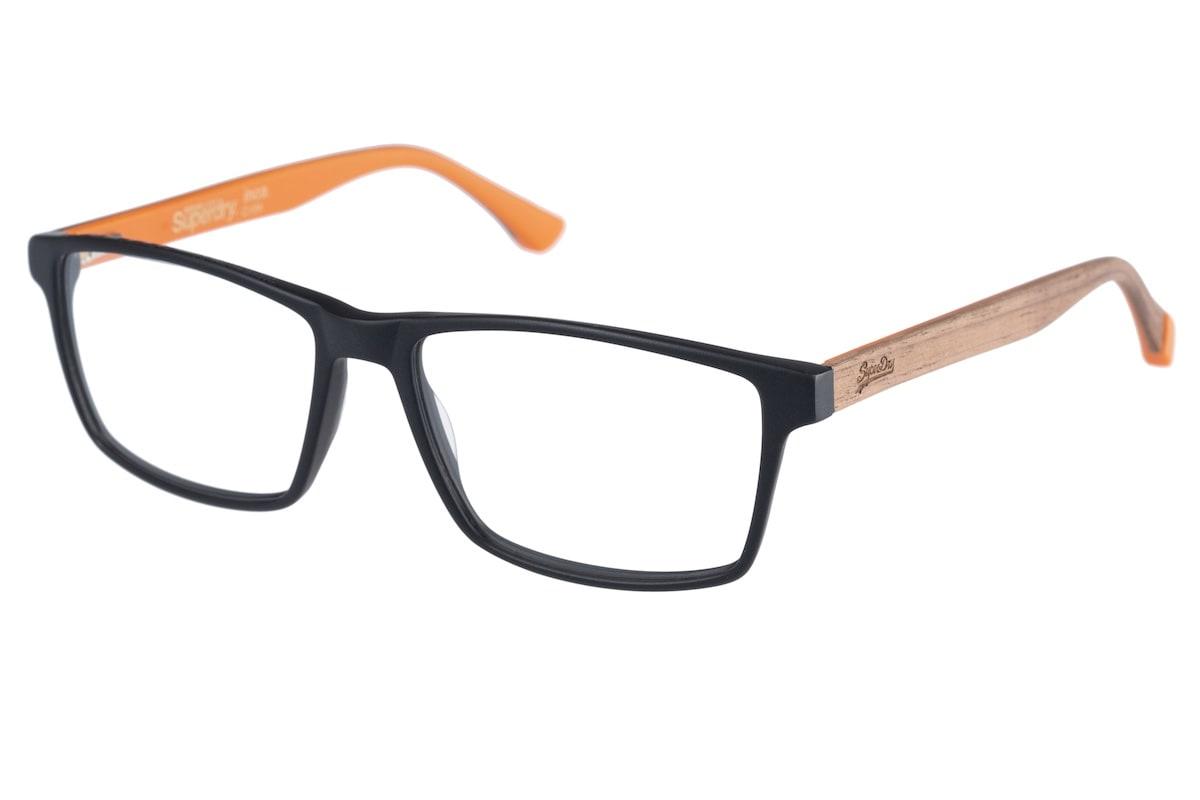 Superdry Inca 104 - Black / Orange