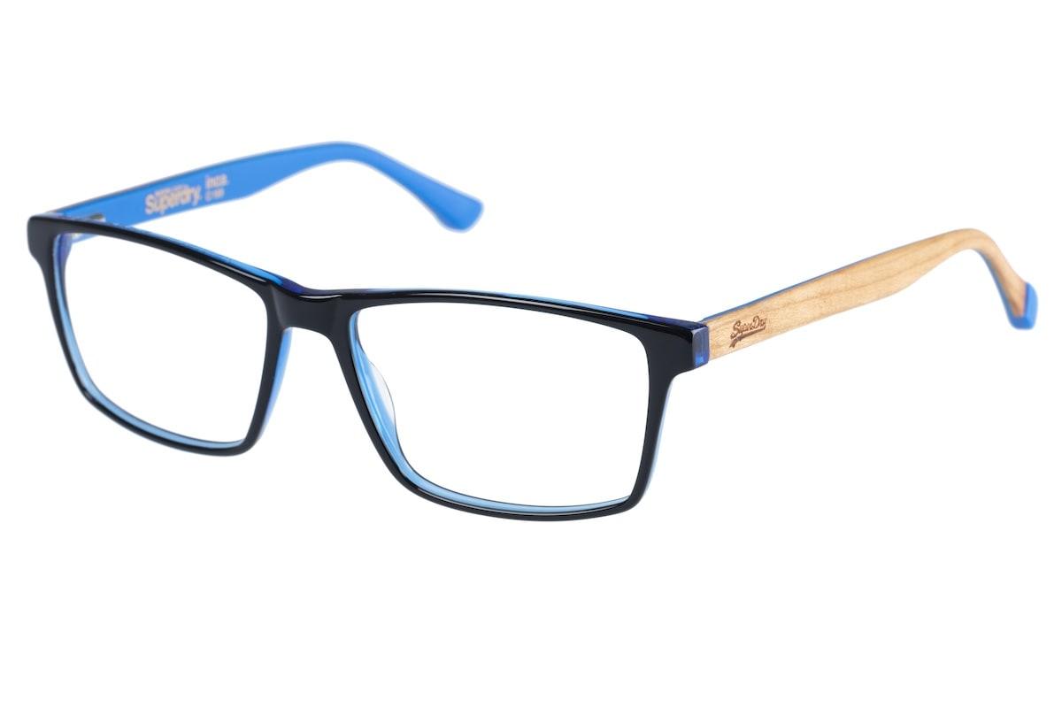 Superdry Inca 189 - Black / Blue