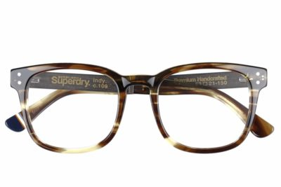 Superdry Indy 109 - Khaki / Horn - Front