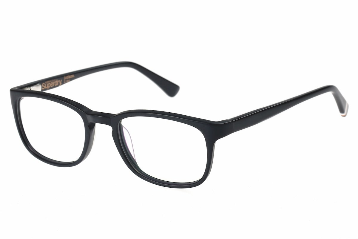 Superdry Judson 104 - Matte Black