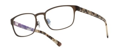 Superdry Juki - Matte Brown 003 (Painted Matte Brown / White Leopard)