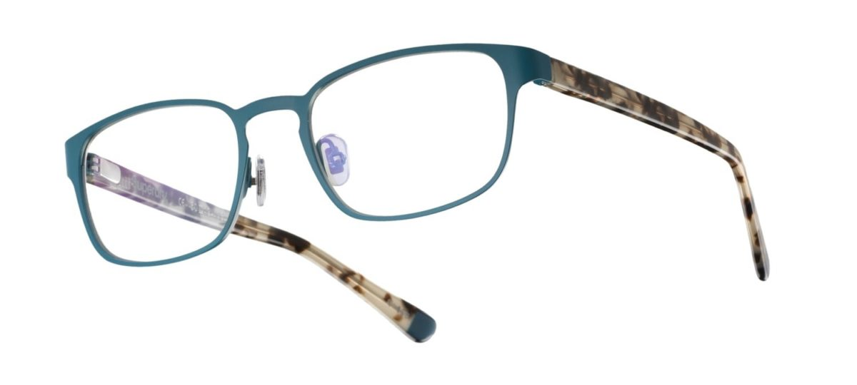 Superdry Juki - Matte Blue 006 (Painted Matte Blue / White Leopard)