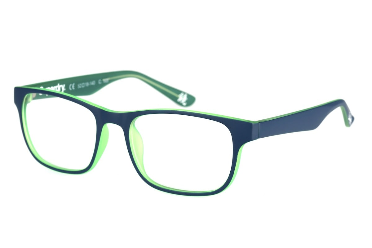 Superdry Kabu 105 - Matte Blue / Green