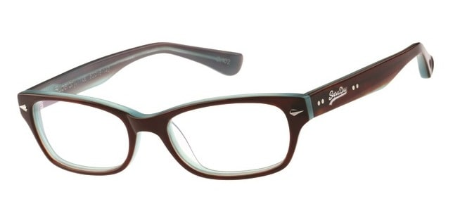 Superdry layla - Tortoiseshell 102 / Turquoise