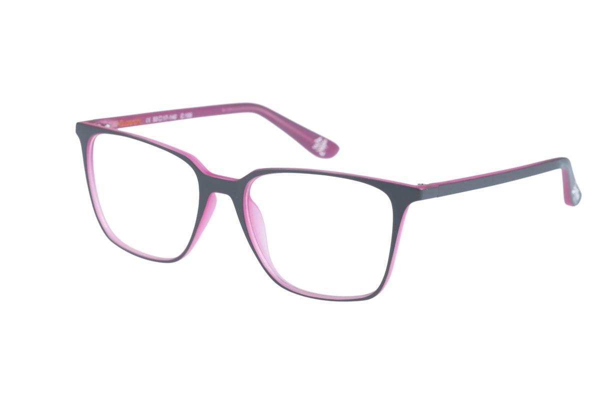 Superdry Lexia 108 - Matte Grey / Pink