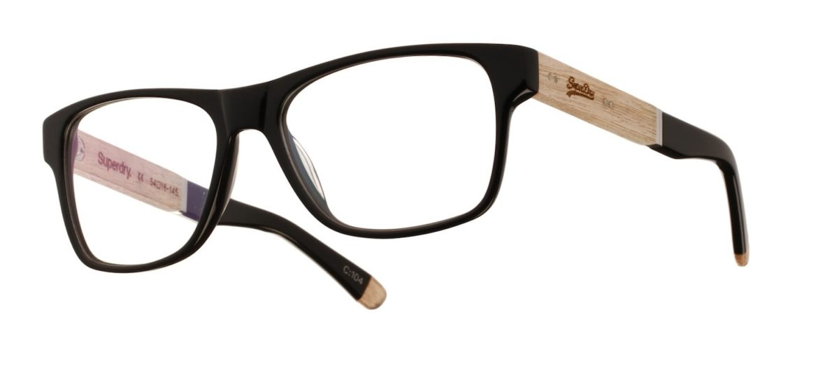 Superdry Oxley - 104 Gloss Black