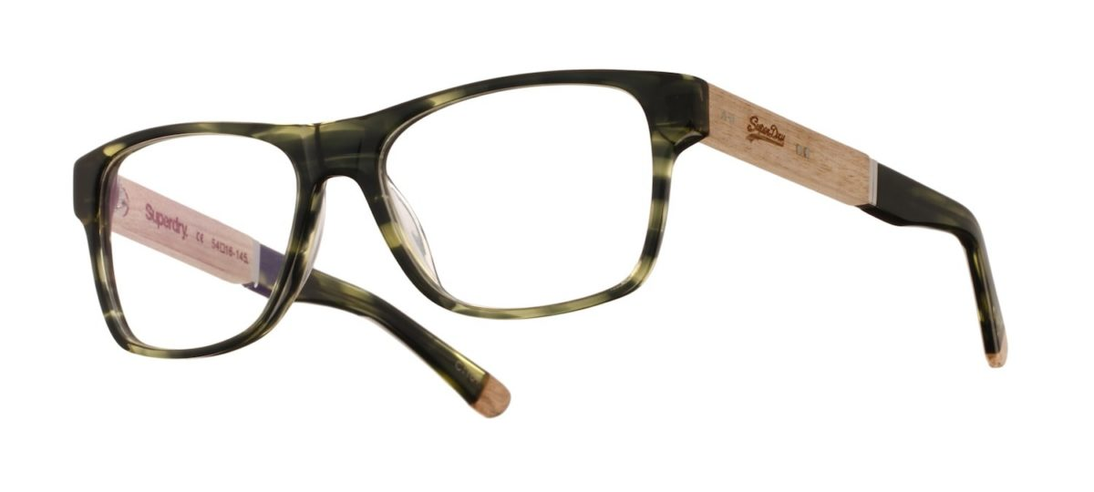 Superdry Oxley - 107 Gloss Green Horn