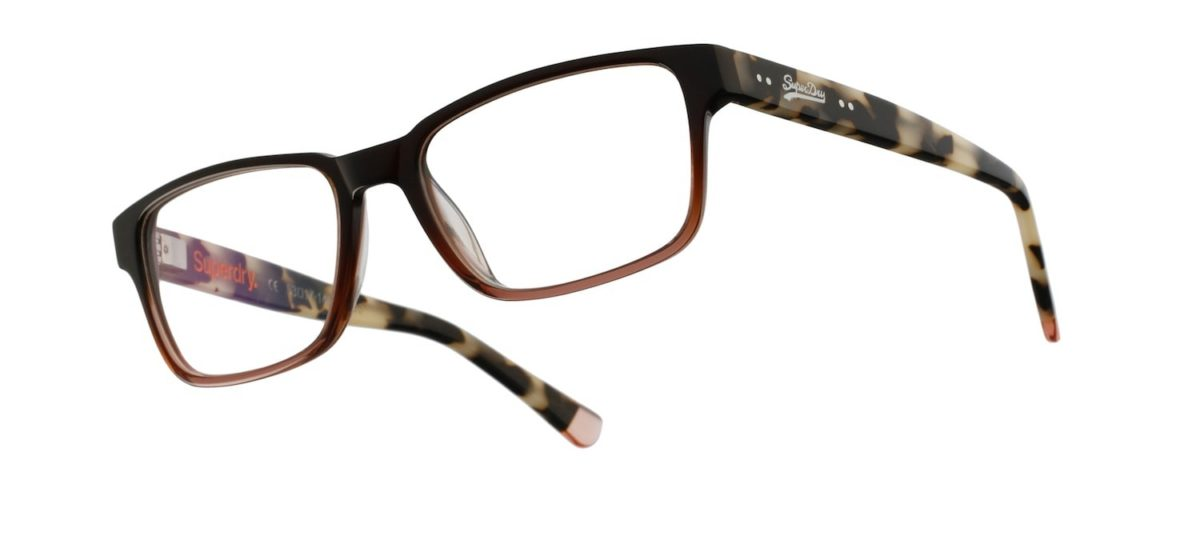 Superdry Patton - Gloss Brown Fade 103