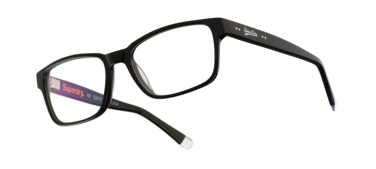 Superdry Patton - Gloss Black 104