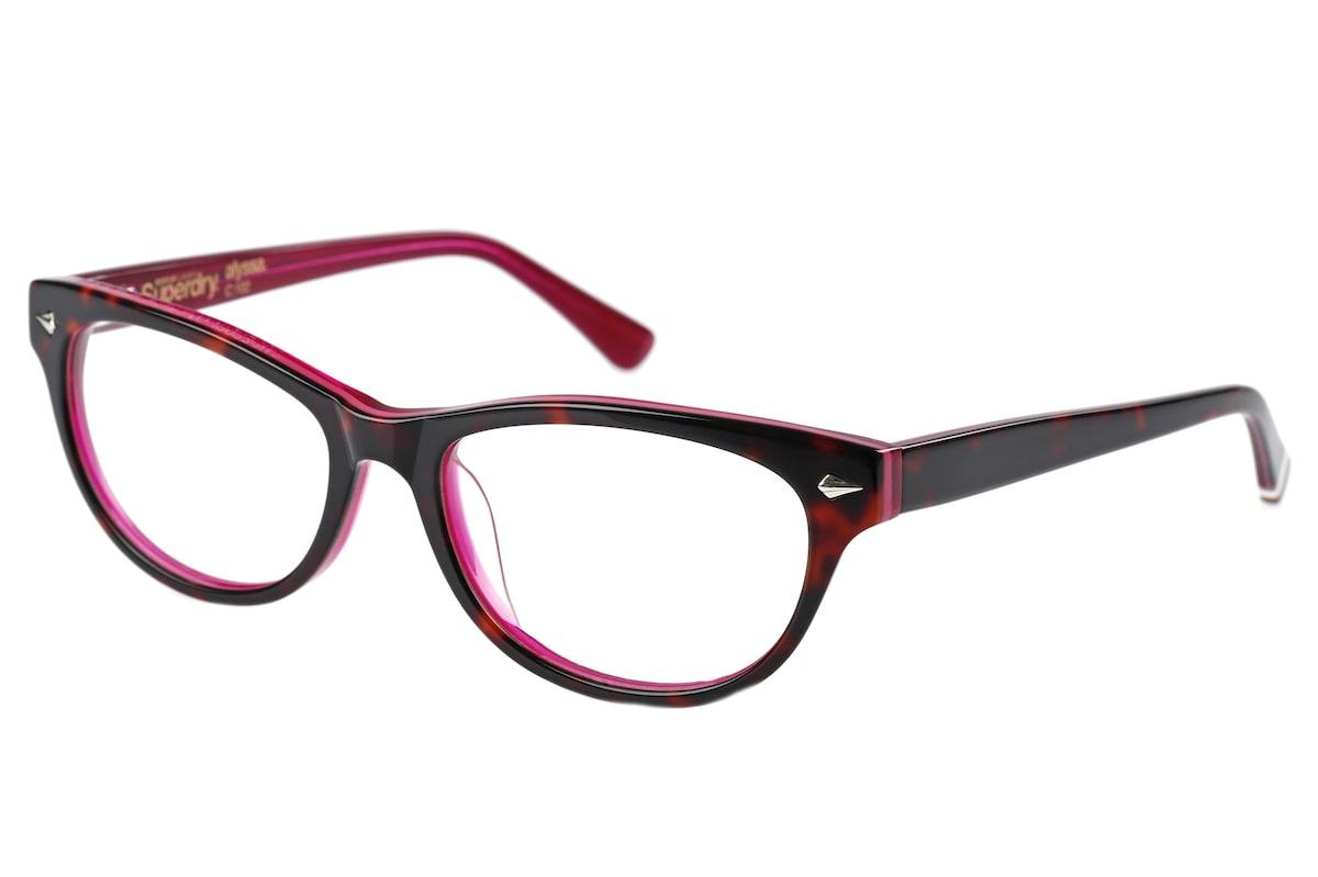 Superdry Alyssa 102 - Gloss Tortoise / Pink