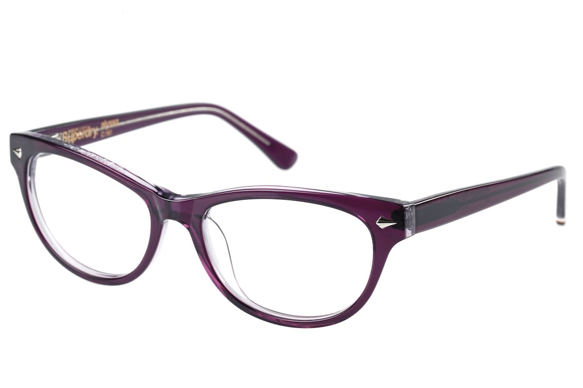 Superdry Alyssa 161 - Gloss Purple / Crystal