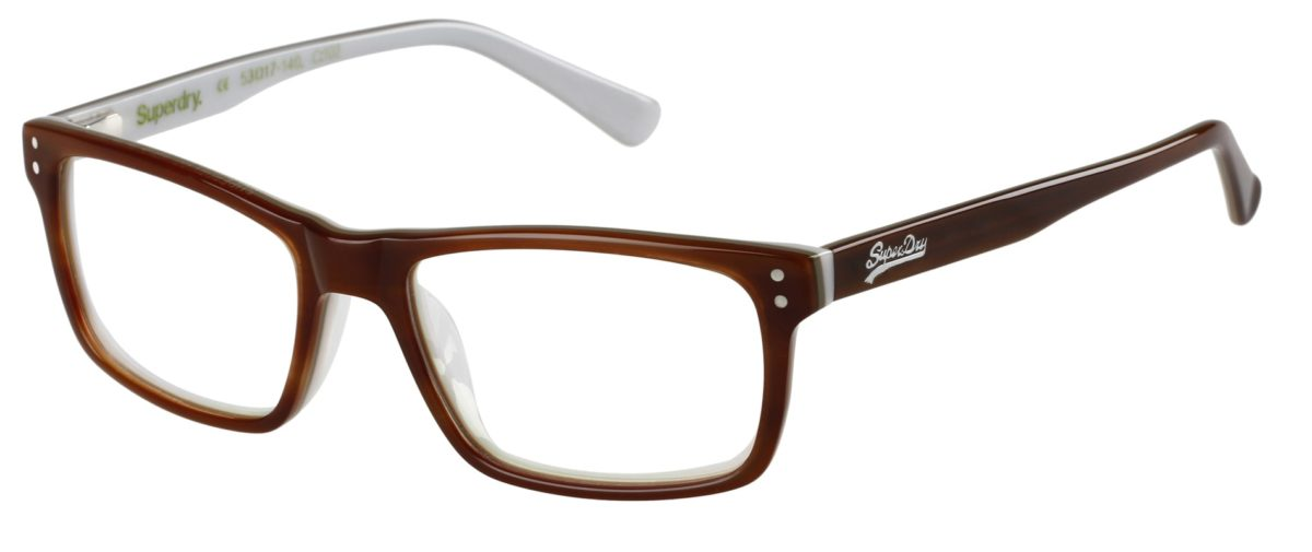 Superdry Drew 101 - Gloss Brown Horn