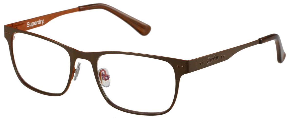 Superdry Mason - 025 Matte Brown
