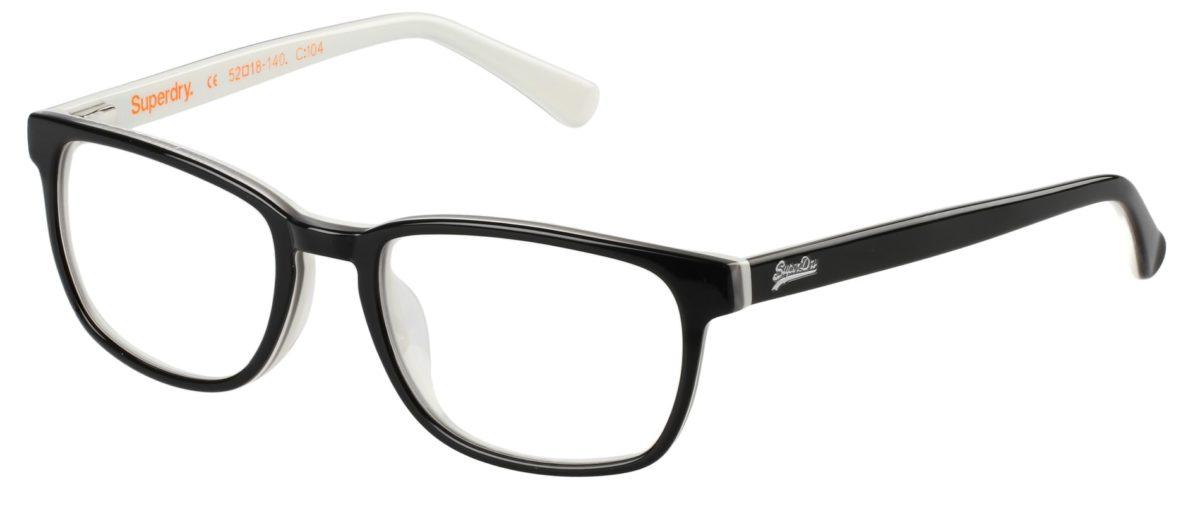 Superdry Quinn - 104 Gloss Black