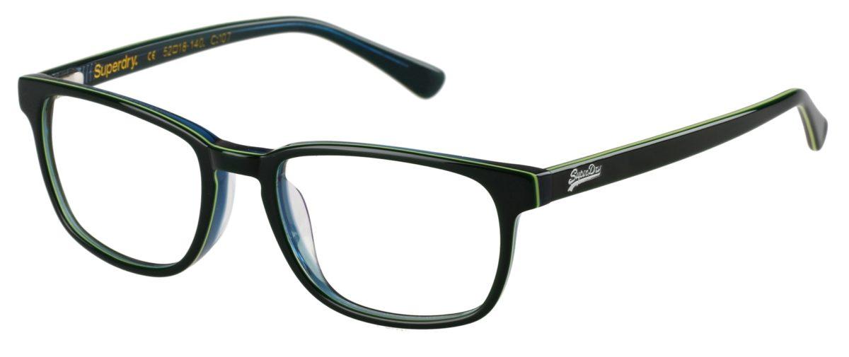 Superdry Quinn - 107 Gloss Green