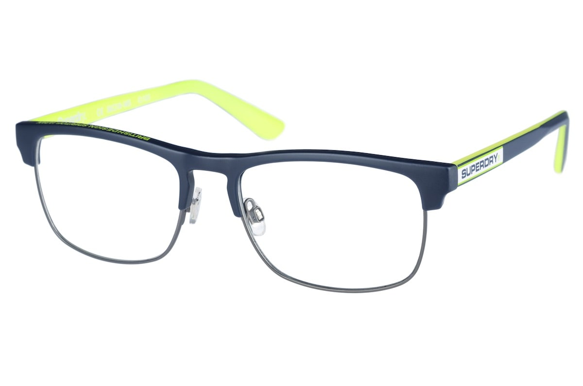 Superdry Brendon 105 - Blue / Lime