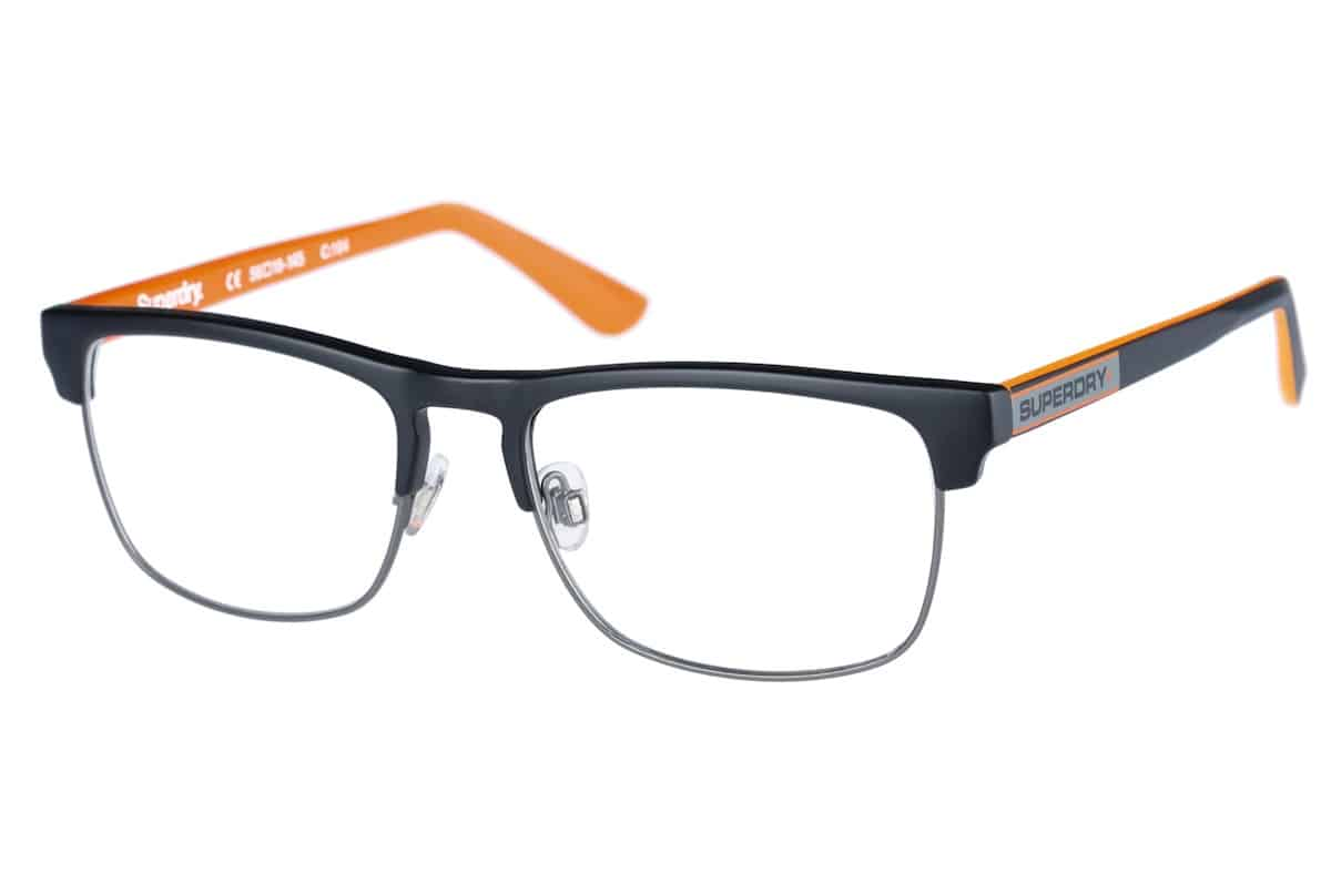 Superdry Brendon 104 - Black / Orange