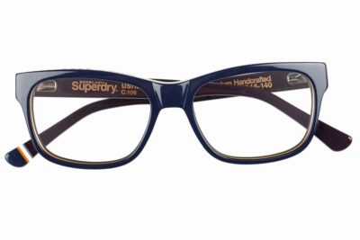 Superdry Ushi 106 - Navy / Purple - Front