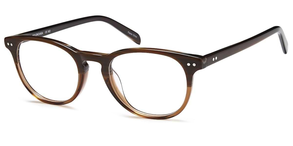 Velenciaga V1411 C1 - Brown Stripe