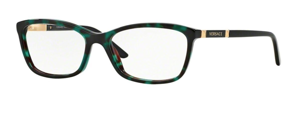 Versace VE3186 - 5076 Green Havana