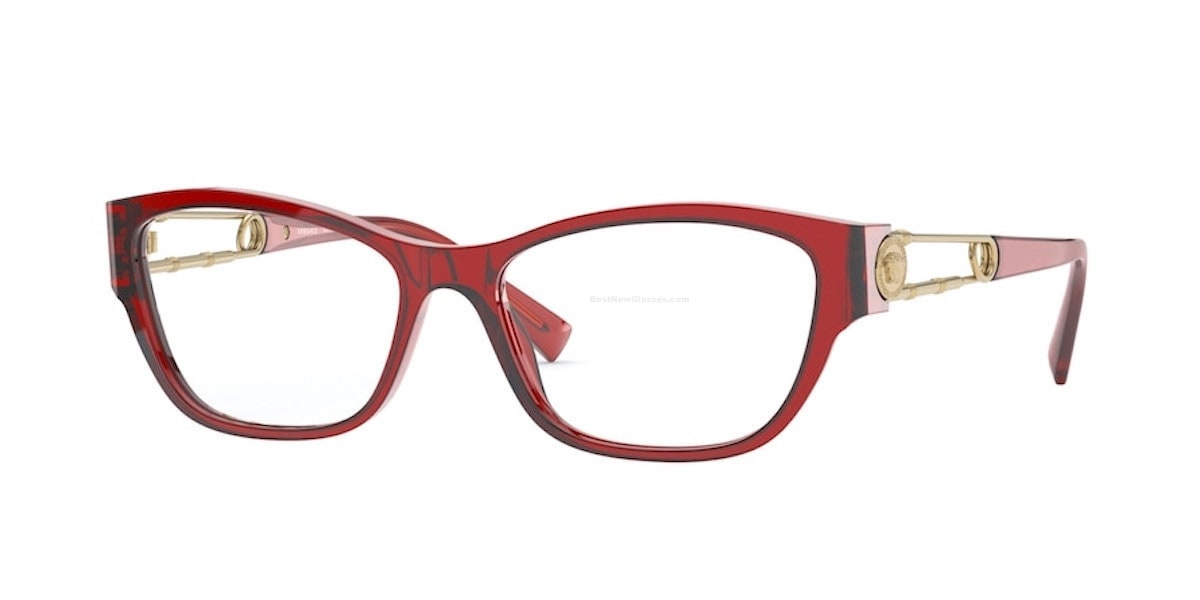 Versace VE3288 388 - Transparent Red