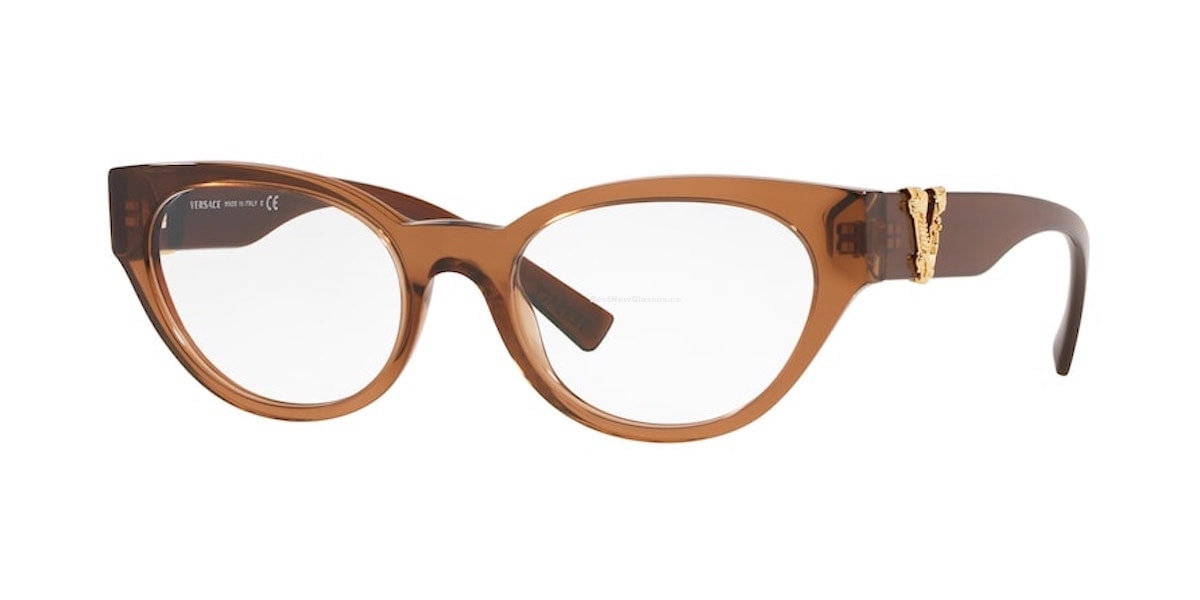 Versace VE3282 5028 - Transparent Brown