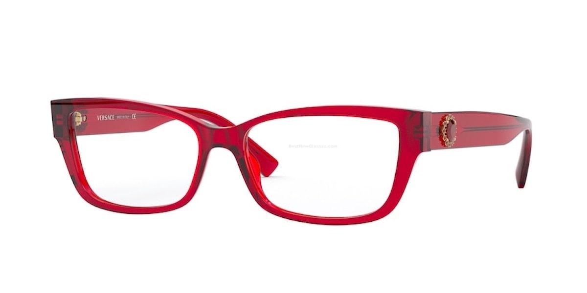 Versace VE3284B 5280 - Transparent Red