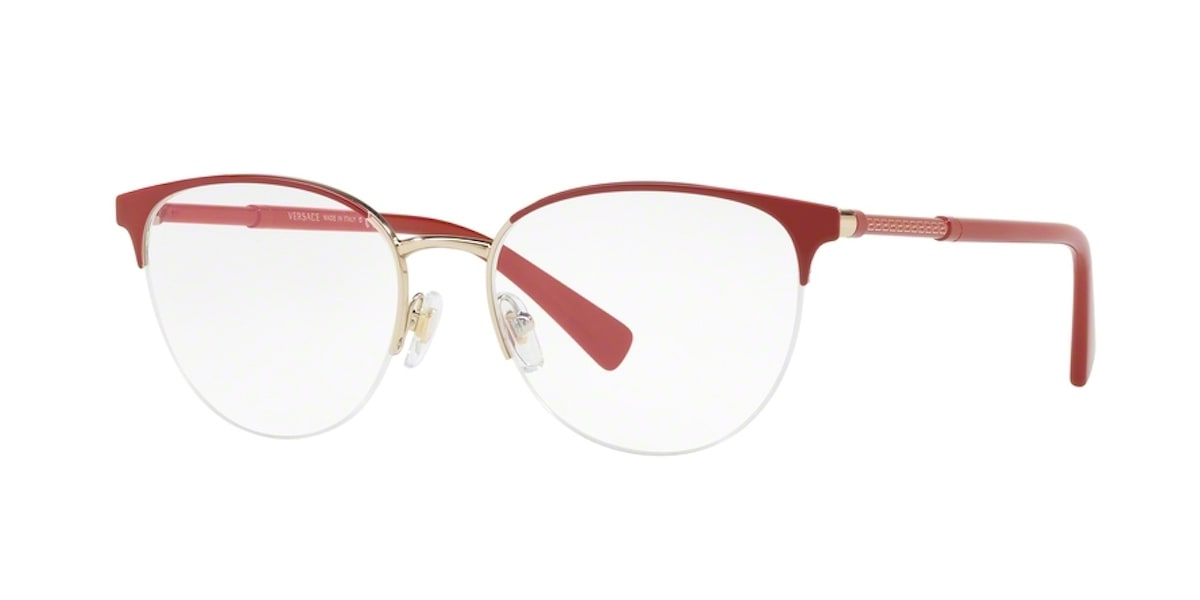 Versace VE1247 1408 - Red / Pale Gold