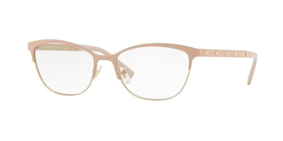 Versace VE1251 1424 - Matte Pink / Pale Gold