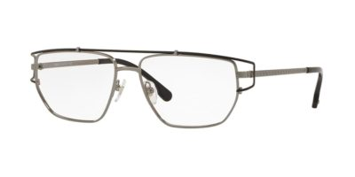 Versace VE1257 1256 - Gunmetal