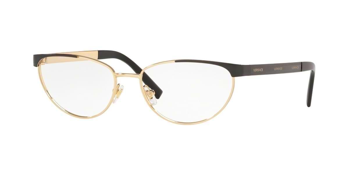 Versace VE1260 1456 - Black / Gold