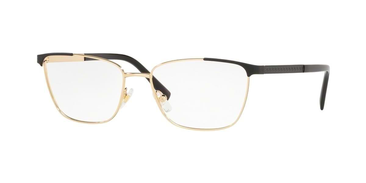 Versace VE1262 1456 - matte Black / Gold