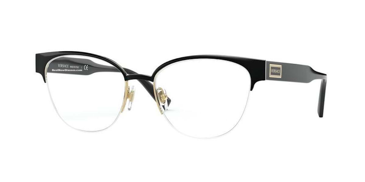 Versace VE1265 1433 - Black / Gold