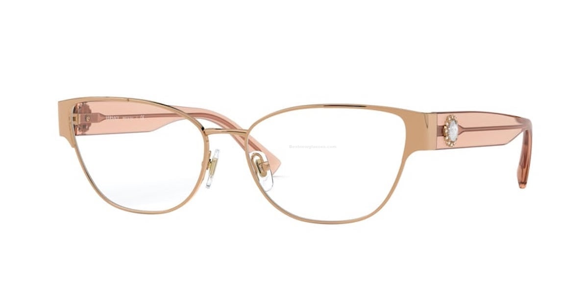 Versace VE1267B 1412 - Pink Gold