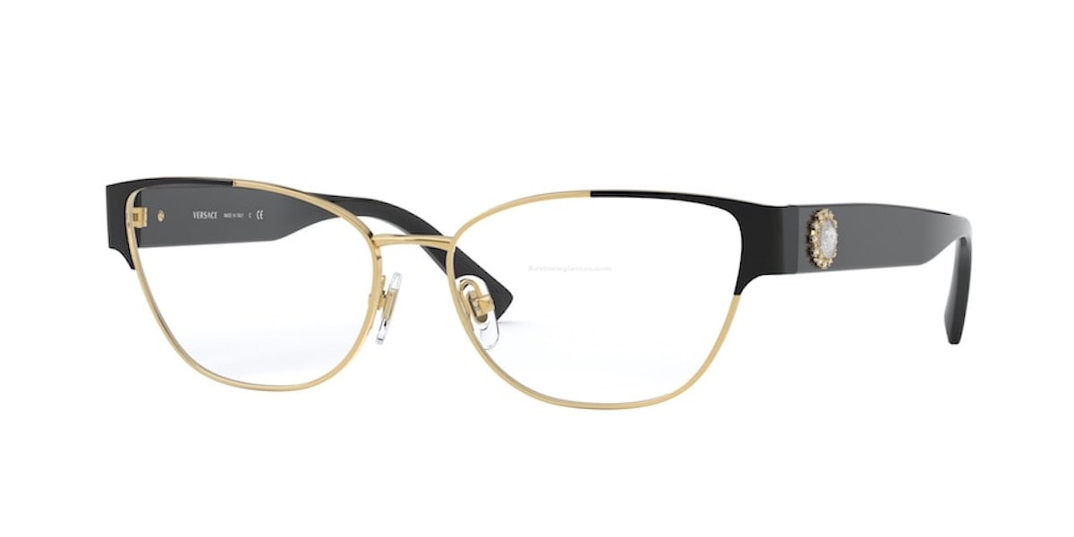 Versace VE1267B 1433 - Black / Gold