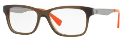 Versace VE3245 - 5235 Transparent Green / Orange