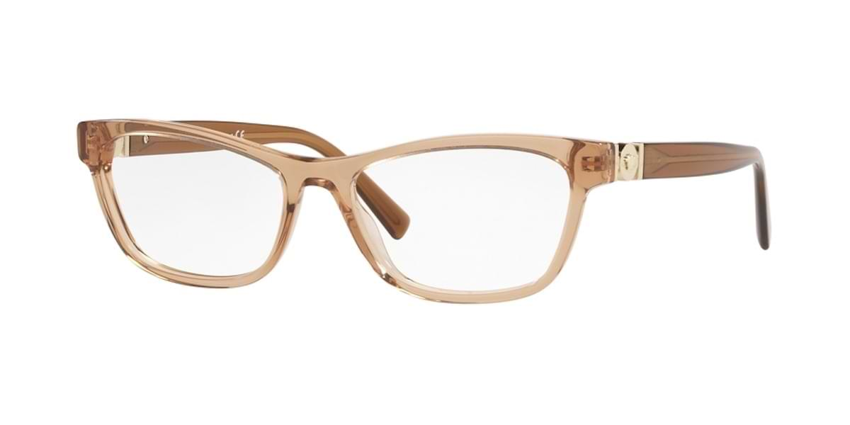 Versace VE3272  Transparent Light Brown