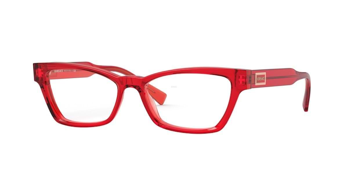 Versace VE3275 5323 - Transparent Red