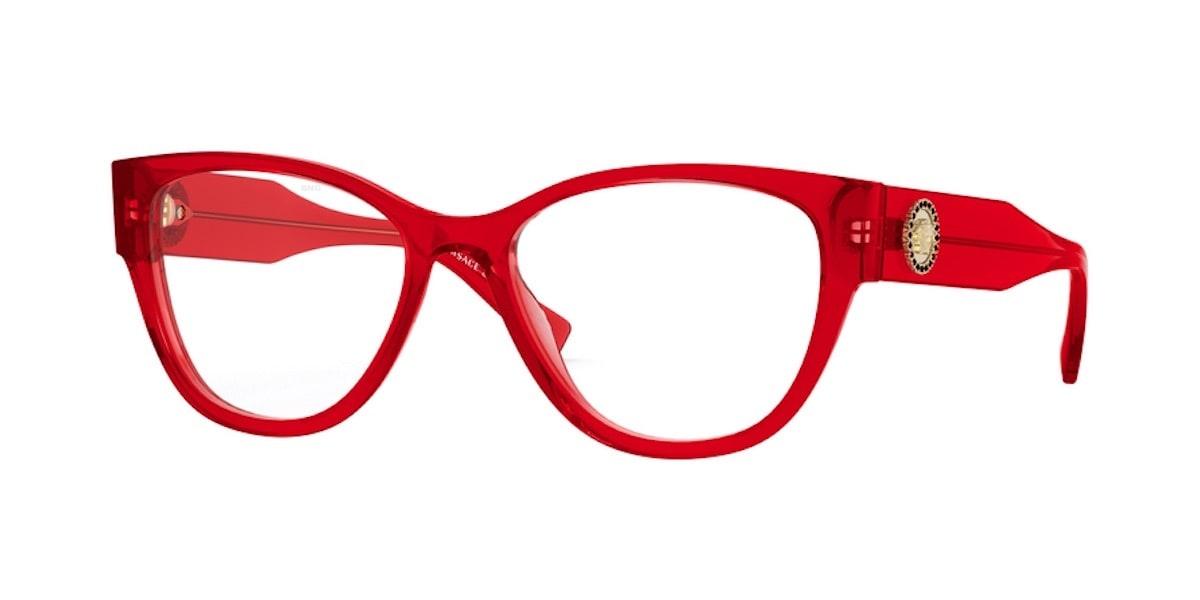 Versace VE3281BA 5323 - Transparent Red