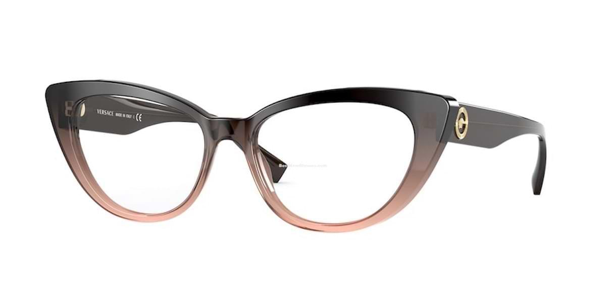 Versace VE3286 5232 - Transparent Brown Gradient