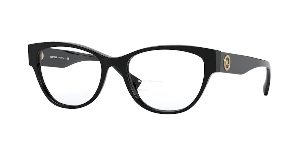 Versace VE3287A  GB1 - Black